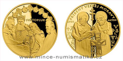 Pětidukát SK 2021 - Svatopluk I.