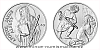 Stříbrná medaile Apoštol Jakub Alfeův