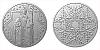 Stříbrná medaile Sv. Mikuláš