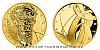 Zlatá půluncová medaile František Kupka