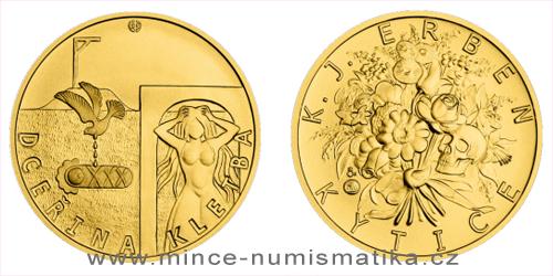 Zlatý dukát K. J. Erben, Kytice - Dceřina kletba