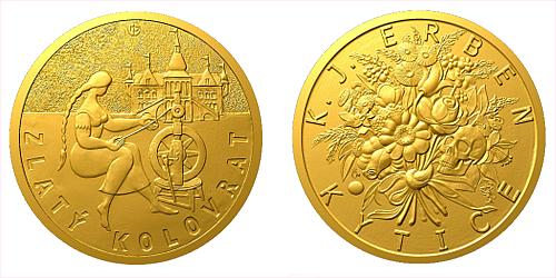 Zlatý dukát K. J. Erben, Kytice - Zlatý kolovrat