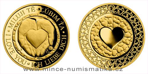 Zlatá medaile Z lásky