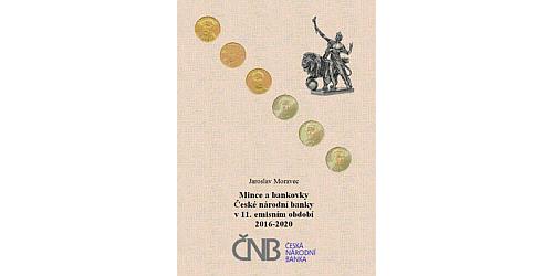 Mince a bankovky České národní banky 2016 - 2020