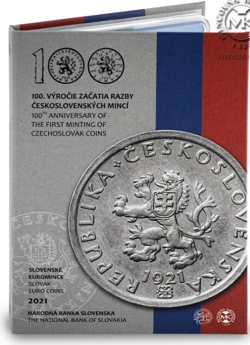 2021_sada_minci_SR_100_let_razby_minci_Kremnica_pp_plexi_obal_1