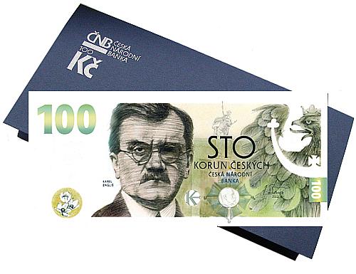 2022_100_Kc_pametni_bankovka_Englis_nahled_obal