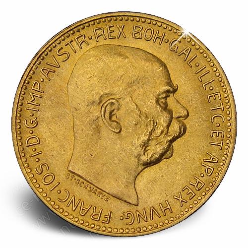 20_koruna_Frantisek_Josef_1915_mince_revers