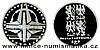 200 Kč - 50. výročí založení Organizace Severoatlantické smlouvy