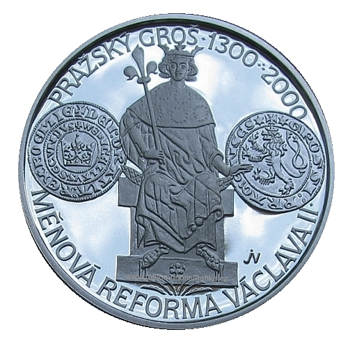 26_2000_VaclavII_mince_revers2