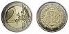 2 € - 1150. výročí příchodu Konstantina a Metoděje