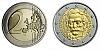 2 € - 200. výročí narození Ludovíta Štúra