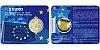 2 € - 30. výročí vlajky Evropské Unie - SBĚRATELSKÁ KARTA