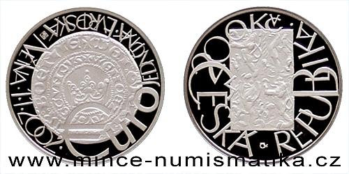 200 Kč - Zavedení jednotné evropské měny euro jako oběživa