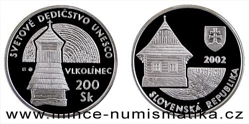 Svetové dedičstvo UNESCO - Vlkolínec, rezervace lidové architektury