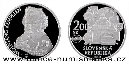 Wolfgang Kempelen – 200. výročie úmrtia