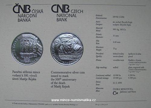 54_2006_Rejsek_certifikat