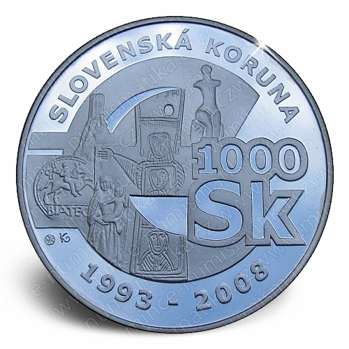 54_2008_1000Sk_Rozlucka_mince_revers_proof