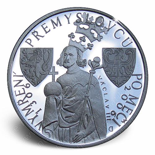 55_2006_200_Kc_Vymreni_Premyslovcu_mince_avers
