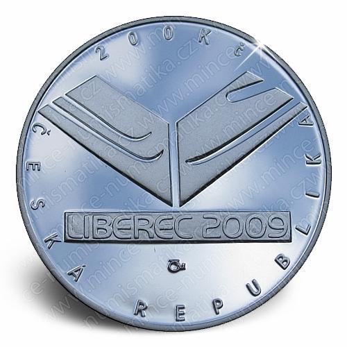 68_2009_MS_lyzovani_Liberec_2009_mince2_avers