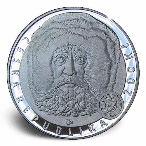 69_2009_Severni_pol_mince_proof_avers