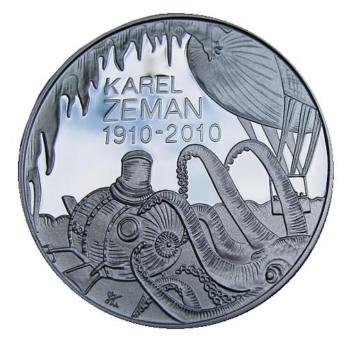 76_2010_Karel_Zeman_mince_revers