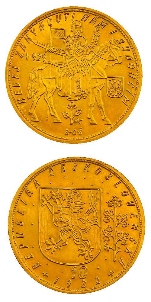 Svatovaclavsky_10_dukat_1932_Au_mince_2
