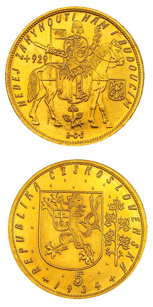 Svatovaclavsky_5_dukat_1934_Au_mince