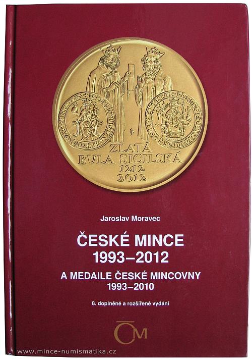 katalog_Ceske_mince_1993_2012_Moravec_1