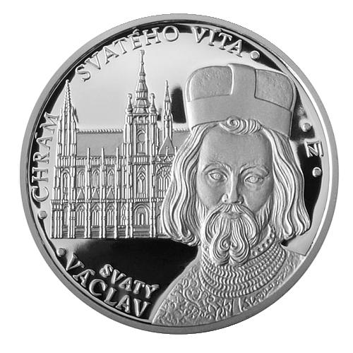 svatovaclavska_koruna_Au_Ag_medaile_revers
